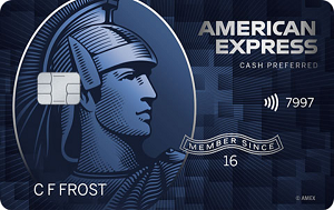 Blue Cash Preferred<sup>&reg;</sup> Card from American Express