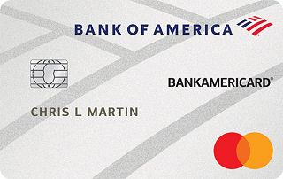 BankAmericard<sup><sup>®</sup></sup> credit card