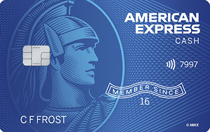 American Express Cash Magnet<sup>®</sup> Card – Unlimited 1.5% Cash Back
