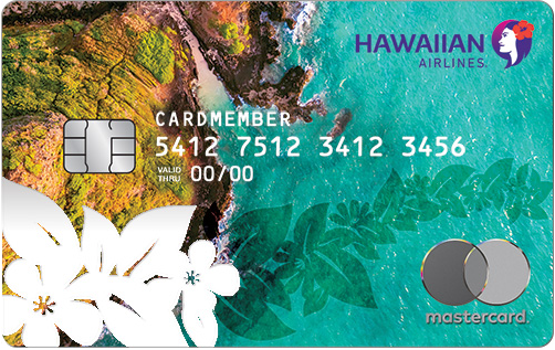 Hawaiian Airlines<sup>®</sup> World Elite Mastercard<sup>®</sup>