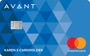 AvantCard Credit Card