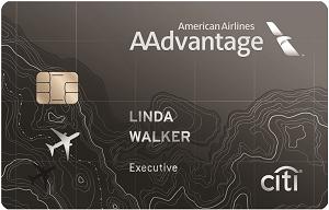 Citi<sup>®</sup> / AAdvantage<sup>®</sup> Executive World Elite™ Mastercard<sup>®</sup>