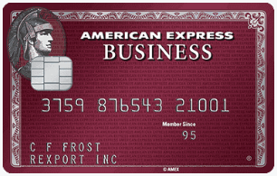 The Plum Card<sup>®</sup> from American Express