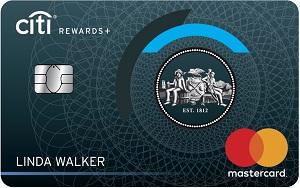 Citi Rewards+&#8480 Card