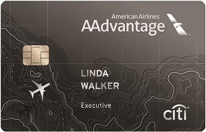Citi<sup>®</sup> / AAdvantage<sup>®</sup> Executive World Elite™ Mastercard<sup>®</sup>