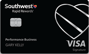 southwest rapid rewards performance business credit card