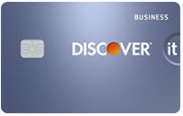 Discover it<sup>®</sup> Business Card