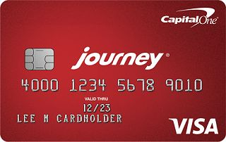 Journey<sup>®</sup> Student Rewards from Capital One<sup>®</sup>