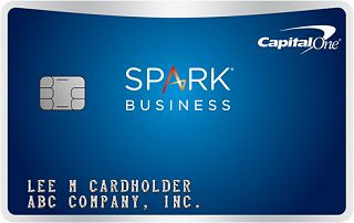 Capital One<sup>®</sup> Spark<sup>®</sup> Miles Select for Business