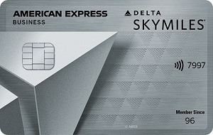 Delta SkyMiles<sup>®</sup> Platinum Business American Express Card