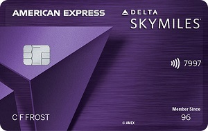 Delta SkyMiles<sup>®</sup> Reserve American Express Card