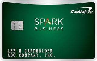 Business Credit Card: Spark