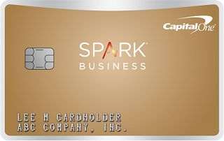 Capital One<sup>®</sup> Spark<sup>®</sup> Classic for Business