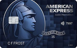 Blue Cash Preferred<sup>®</sup> Card from American Express