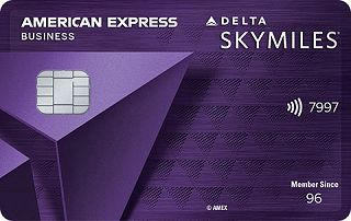 Delta SkyMiles<sup>®</sup> Reserve Business American Express Card