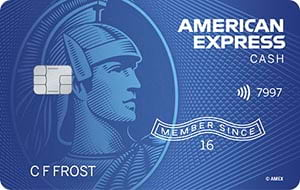 American Express Cash Magnet<sup>®</sup> Card – $150 Welcome Offer
