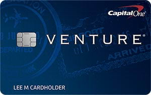 Capital One<sup>®</sup> Venture<sup>®</sup> Rewards Credit Card
