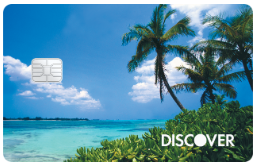 Rewards Credit Card: Discover it Miles