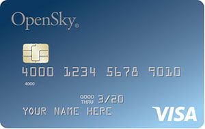 opensky secured visa credit card
