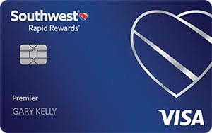 Southwest Rapid Rewards<sup>®</sup> Premier Credit Card