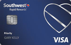 Southwest Rapid Rewards<sup>®</sup> Priority Credit Card