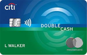 Business Credit Card: Citi Double Cash