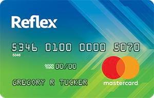 Reflex Mastercard<sup>®</sup>
