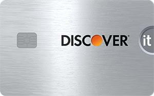 Business Credit Card: Discover Chrome
