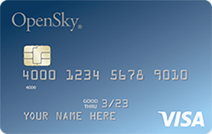 OpenSky<sup>®</sup> Secured Visa<sup>®</sup> Credit Card