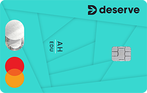 Deserve<sup>®</sup> EDU Mastercard for Students