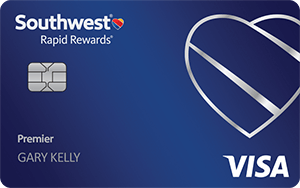 Southwest Rapid Rewards<sup>®</sup> Premier Credit Card
