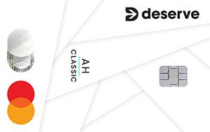 Deserve<sup>®</sup> Classic Mastercard