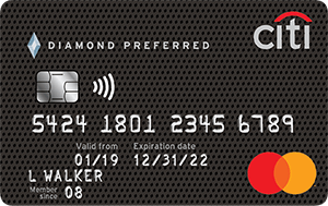 Business Credit Card: Citi Diamond