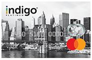 Indigo<sup>®</sup> Platinum Mastercard<sup>®</sup>