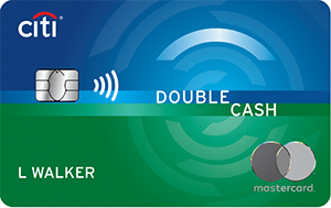 Cash Back Credit Card: Citi Double Cash