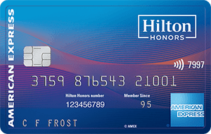 Hilton Honors American Express Surpass<sup>®</sup> Card