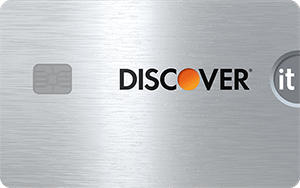 Gas Credit Card: Discover Chrome