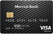 Merrick Bank Secured Visa<sup>®</sup> Credit Card