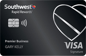 Southwest Rapid Rewards<sup>®</sup> Premier Business Credit Card
