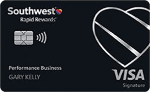 Southwest Rapid Rewards<sup>®</sup> Performance Business Credit Card