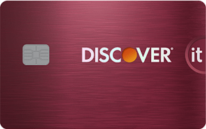Discover it<sup>®</sup> Cash Back