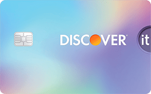 Discover it<sup>®</sup> Student Cash Back