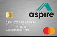 aspire cash back reward card