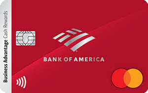 bank of america business advantage cash rewards mastercard credit card