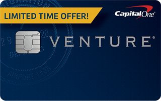 Cash Back Credit Card: Venture