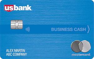 U.S. Bank Business Cash Rewards World Elite™ MasterCard<sup>®</sup>