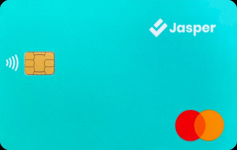 Jasper Cash Back Mastercard<sup>®</sup>