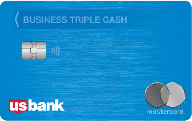 U.S. Bank Business Triple Cash Rewards World Elite™ Mastercard<sup>®</sup>