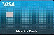 merrick bank secured visa credit card