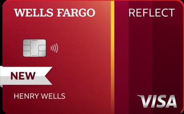 wells fargo reflect? card